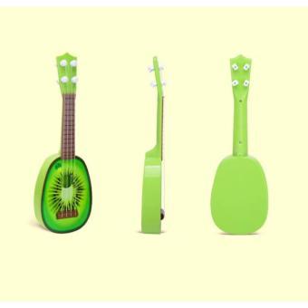 Đàn Guitar hình hoa quả cho bé (Hình quả kiwi)