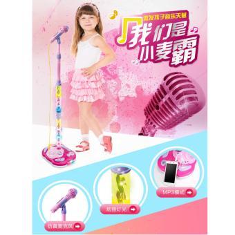 Đồ chơi âm nhạc micro karaoke