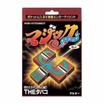 Đồ chơi ảo thuật hộp cắt điếu thuốc Tenyo 110942 (Made in Japan) - 8772154 , TE129TBAA3OQZTVNAMZ-6558163 , 224_TE129TBAA3OQZTVNAMZ-6558163 , 398000 , Do-choi-ao-thuat-hop-cat-dieu-thuoc-Tenyo-110942-Made-in-Japan-224_TE129TBAA3OQZTVNAMZ-6558163 , lazada.vn , Đồ chơi ảo thuật hộp cắt điếu thuốc Tenyo 110942 (Made in