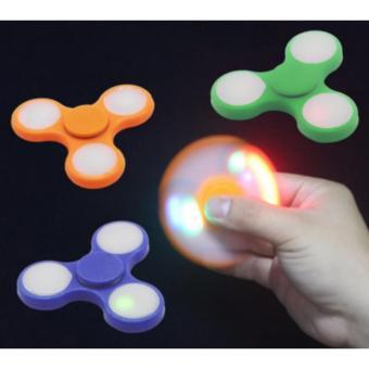 Đồ Chơi Con Quay Giúp Giảm Stress Fidget Spinner Đèn Led 7 Màu TTP-217 - 10250335 , HO736TBAA3OZQLVNAMZ-6573618 , 224_HO736TBAA3OZQLVNAMZ-6573618 , 89000 , Do-Choi-Con-Quay-Giup-Giam-Stress-Fidget-Spinner-Den-Led-7-Mau-TTP-217-224_HO736TBAA3OZQLVNAMZ-6573618 , lazada.vn , Đồ Chơi Con Quay Giúp Giảm Stress Fidget Spinner Đ