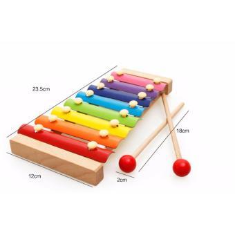 Đồ chơi gỗ thông minh, bộ đàn xylophone Kid Smile MS 38 nhiều màusắc - 8120976 , DO582TBAA5A2H7VNAMZ-9704711 , 224_DO582TBAA5A2H7VNAMZ-9704711 , 178800 , Do-choi-go-thong-minh-bo-dan-xylophone-Kid-Smile-MS-38-nhieu-mausac-224_DO582TBAA5A2H7VNAMZ-9704711 , lazada.vn , Đồ chơi gỗ thông minh, bộ đàn xylophone Kid Smile MS