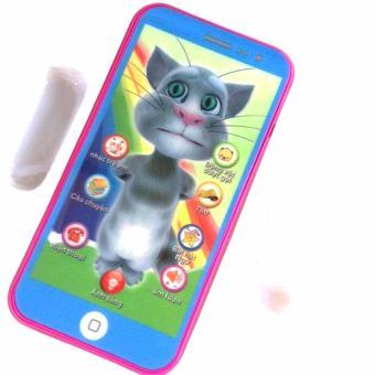 Đồ chơi Mèo Tôm màn hình điện thoại Iphone 8 chức năng