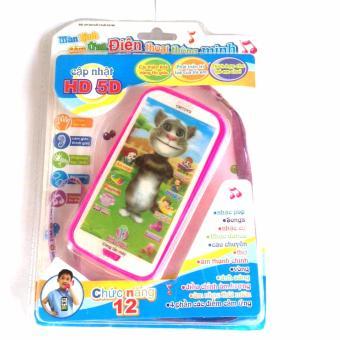 Đồ chơi Mèo Tôm màn hình điện thoại thông minh 12 chức năng