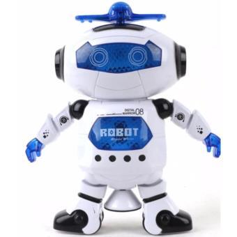Đồ Chơi Robot Thông Minh Nhảy Múa Hát Xoay 360 Độ (Xanh) - 8657327 , OE680TBAA96627VNAMZ-18147710 , 224_OE680TBAA96627VNAMZ-18147710 , 249000 , Do-Choi-Robot-Thong-Minh-Nhay-Mua-Hat-Xoay-360-Do-Xanh-224_OE680TBAA96627VNAMZ-18147710 , lazada.vn , Đồ Chơi Robot Thông Minh Nhảy Múa Hát Xoay 360 Độ (Xanh)