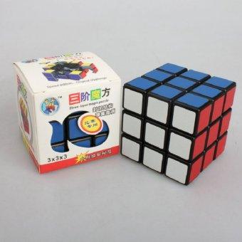 Đồ chơi Rubik 3x3x3 xoay trơn - 2
