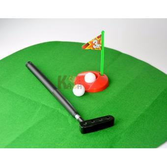Đồ chơi Toilet Golf