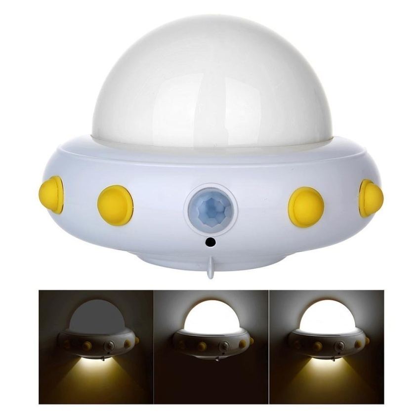 equipn kids small night light with timer plug in wall