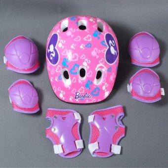 Giày patin Disney Barbie DCY41181-B (Hồng) 31/34 - 2