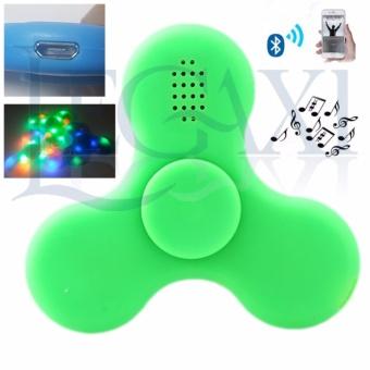 Hand Spinner 1 TIẾNG Đèn Led - Sạc Cổng USB - Phát Nhạc BluetoothLGX020