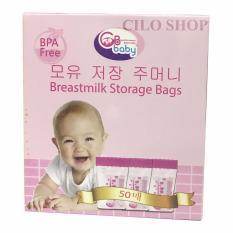 Nơi Bán Hộp 50 Túi Trữ Sữa Gb Baby