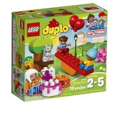 Hộp Lego Duplo 10832 Bữa tiệc sinh nhật ngoài trời 19 chi tiết