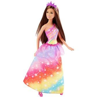 Búp bê công chúa sắc màu BARBIE DHM49
