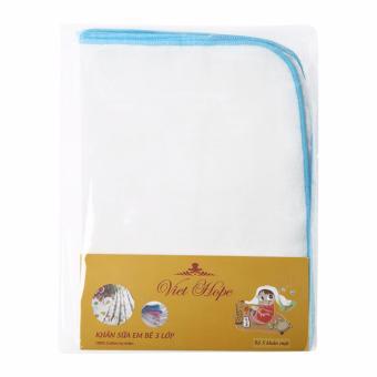 Khăn sữa trẻ em 3 lớp 30x40cm KS -03