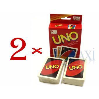 Combo 2 x Bộ bài Uno Giấy cứng Legaxi UNO2