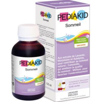Pediakid Sommeil giúp bé ngủ ngon 125ml