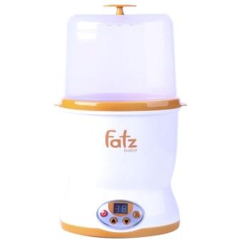 Máy hâm sữa 2 bình cổ rộng Fatzbaby FB3018SL