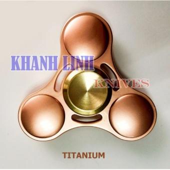 Mua Con quay hồi chuyển Spinner torqbar bằng hợp kim cao cấp (quay titanium vàng) giá tốt nhất