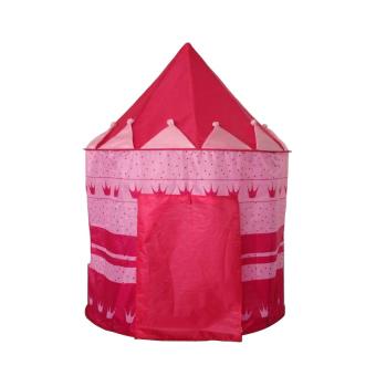 Lều chơi hoàng tử công chúa Cucre cho bé - Màu hồng