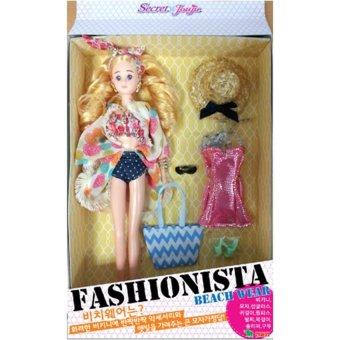 Đồ chơi búp bê công chúa thời trang Fashionista 206147