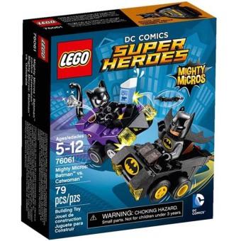 Người Dơi Đại Chiến Người Mèo LEGO 76061