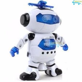 Robot đồ chơi nhảy múa phát nhạc dễ thương cho bé KIDNOAM KD-RB