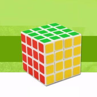 Đồ chơi phát triển kỹ năng rubik 4x4x4 (Đen)