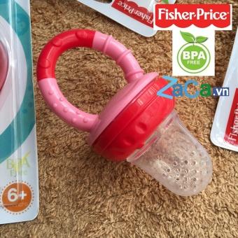 Túi nhai trái cây, thịt, cá, rau củ cho bé không BPA nhập khẩu Thái Lan (ngẫu nhiên nếu hết màu)