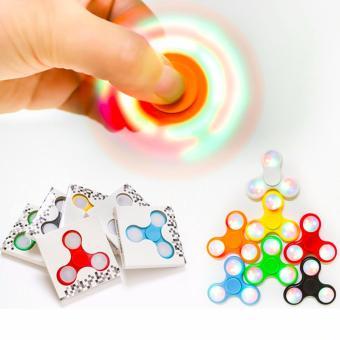Đồ chơi xả stress hiệu ứng đèn LED đa sắc màu