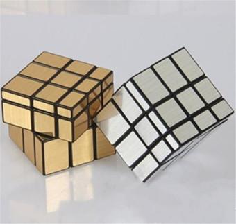 Rubik Gương Rubiks Mirror Blocks/Bump Cube (Vàng)