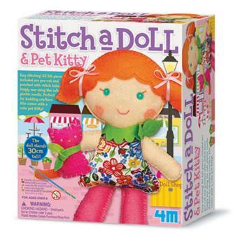 Bộ sản phẩm làm búp bê Đi mua sắm+ Tặng vòng tay sillicon cho trẻ em