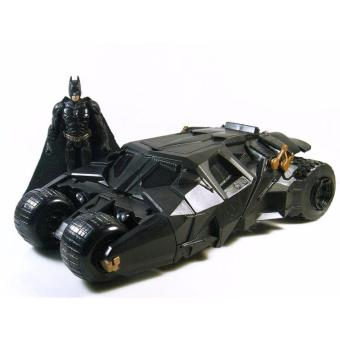Batman và Bat mobile The Dark Knight Rise