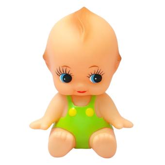 Đồ chơi búp bê bé cười Toyroyal 114369 (Nâu)