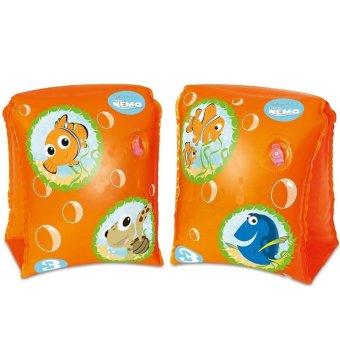 Phao tay Bestway cá vàng Nemo kích thước 23 x 15 cm dùng cho bé từ 3 đến 6 tuổi