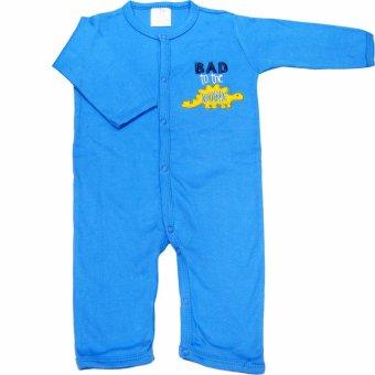 Áo liền quần dài cho bé trai Baby Gear (Mẫu khủng long 1)