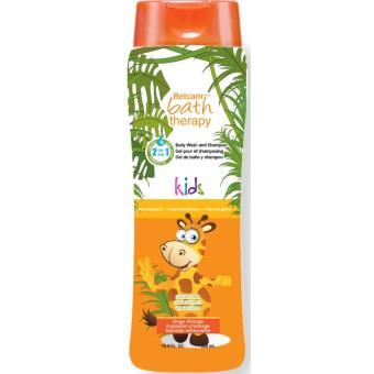 Sữa tắm và Dầu gội cho trẻ em BT Kids 2-in-1 Body Wash & Shampoo Zingy Orange 500ml