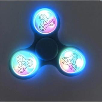Đồ chơi cực hot - Con quay FIDGET SPINNER ĐÈN LED (Giá rẻ - Khuyến mại)