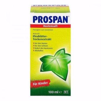 Siro ho Prospan - Hàng Đức xách tay