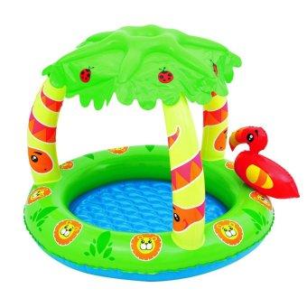 Bể bơi có mái che cho bé từ 3 trở lên Bestway 52179