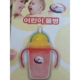 Bình cho bé yêu tập uống nước Gb baby