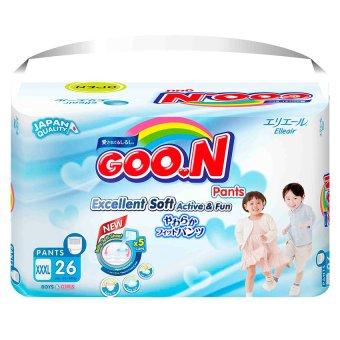 Tã quần Goon Super Jumbo XXXL26 (18-30 kg)