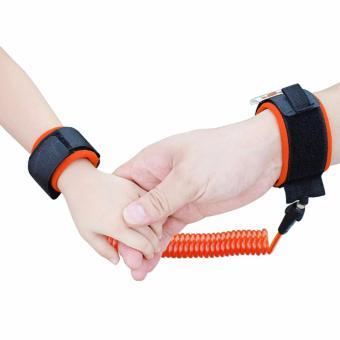 Vòng đeo tay có dây định hướng an toàn chống trẻ đi lạc,bắt cóc