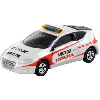 Xe ô tô cảnh sát mô hình Tomica Honda CR-Z Safety Car (tỷ lệ 1:61)