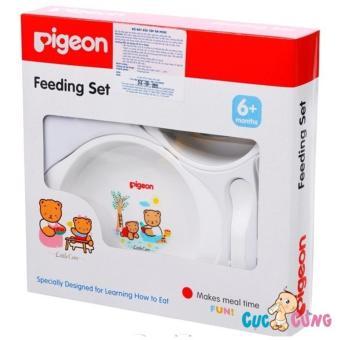 Bộ bát tập ăn Magmag Pigeon nhỏ