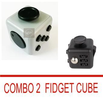 Combo 2 Fidget Cube - trò chơi kỳ lạ
