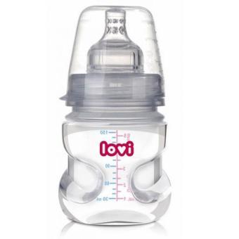Lovi - Bình sữa PP cổ rộng 150ml 21/564