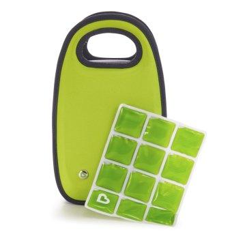 Túi giữ nhiệt bình sữa nóng lạnh 2 trong 1 Munchkin 15766 (Xanh lá)