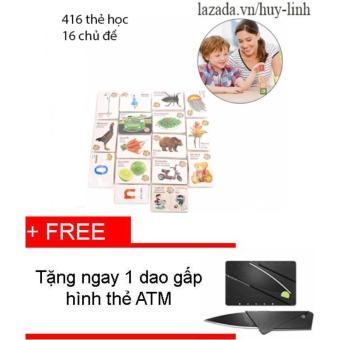 Bộ đồ chơi rút gỗ 54 thanh mini + Free dao gấp bỏ ví hình thẻ ATM tiện dụng