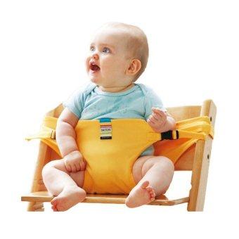 Đai ghế ngồi cho bé HQ206115-3 (vàng)