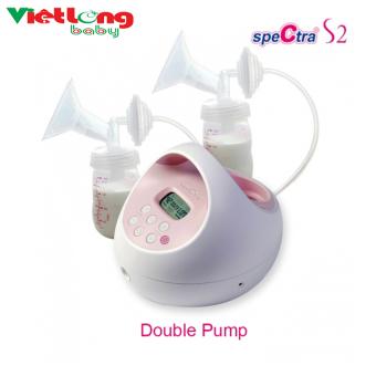 Máy hút sữa đôi Spectra S2 Hospital Grade