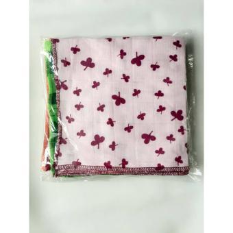 Bộ 5 khăn xô cho bé San Baby